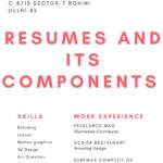 Resume and Its Components